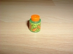 Conserve petits pois carottes