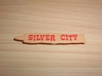 Panneau indicateur Silver City