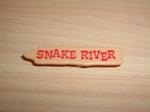 Panneau indicateur Snake River