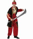 Deguisement costume Garde du sultan