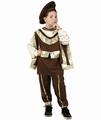 Deguisement costume Prince marron 7-9 ans