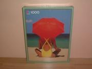 Puzzle 1000 pièces Parasol Neuf
