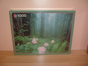 Puzzle 1000 pièces Forêt Neuf