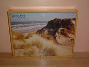 Puzzle 1500 pièces Dunes Neuf