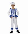 Deguisement costume Marin  10-12 ans