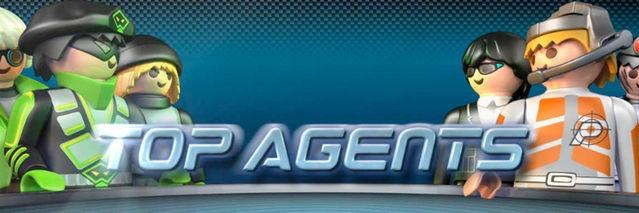 Agents secrets, Espace